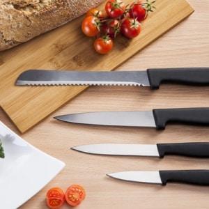 Кухонные ножи — какие бывают виды и формы, и для чего они нужны