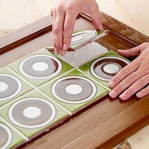 Обновление кухонной столешницы своими руками