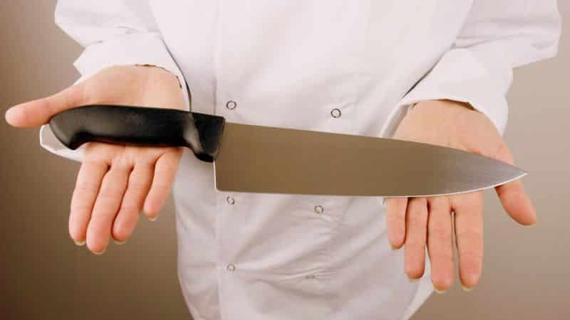 Выбираем нож для кухни