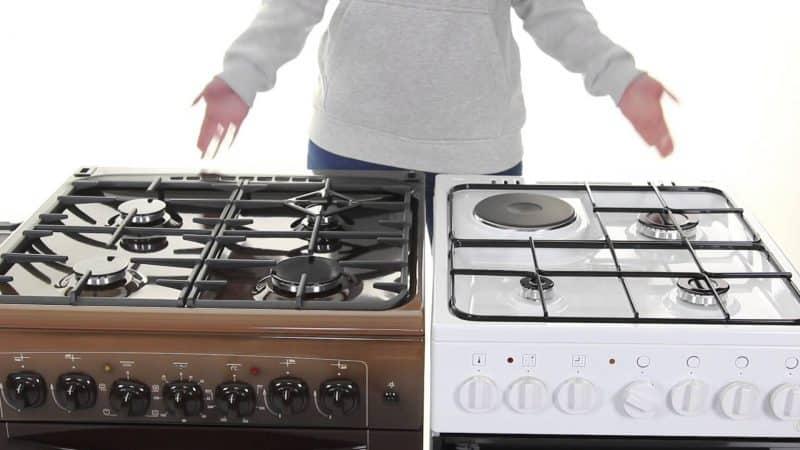 Выбор газовой плиты: какие они бывают и как выбрать свою