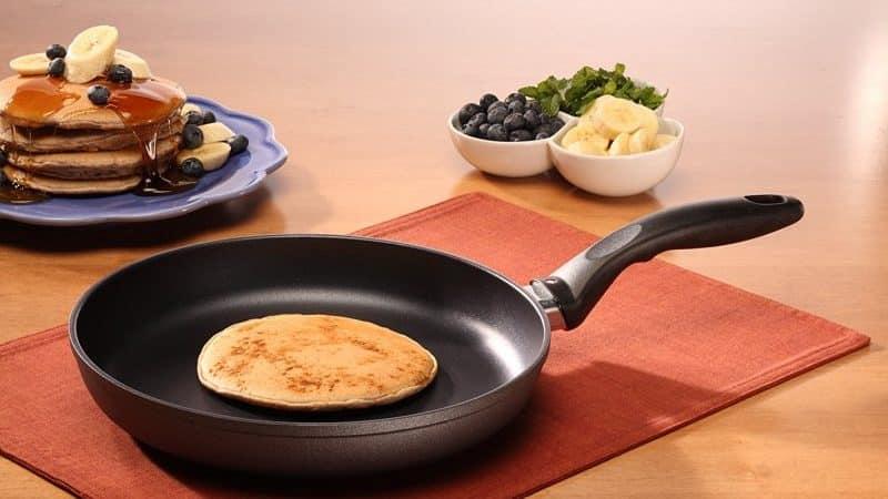 Выбор сковороды — виды материалов и предназначение посуды