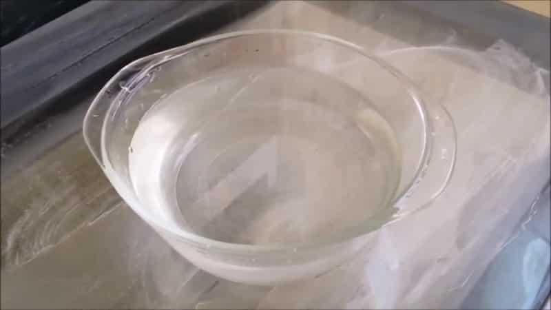 Чистка электрической духовки в домашних условиях