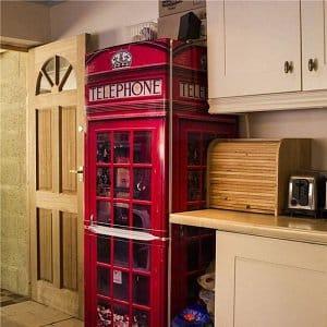 Как своими руками покрасить старый холодильник