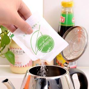 Как отмыть чайник от накипи лимонной кислотой