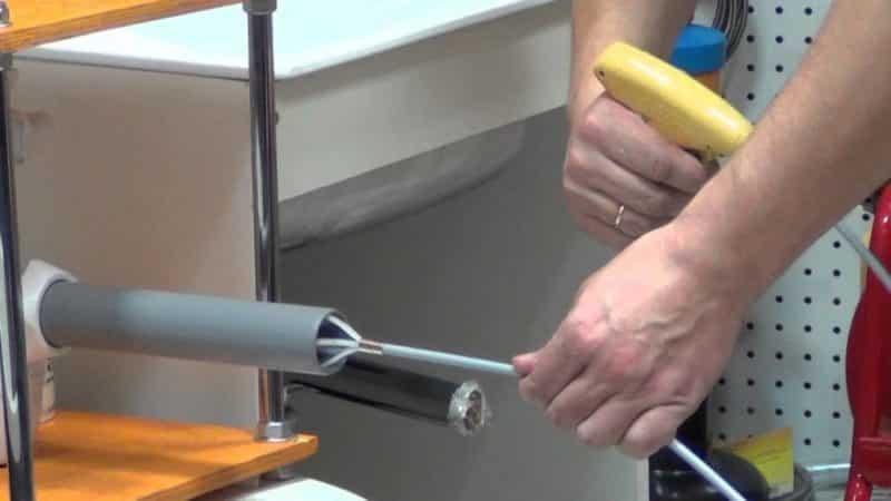 Как почистить канализационную трубу от жира в домашних условиях