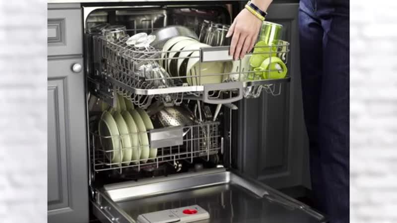 Как расставить посуду в посудомоечной машине