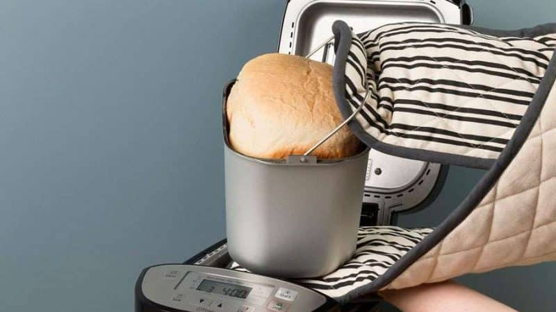 Каков принцип работы хлебопечки