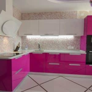 Лучшие кухонные фасады — какое покрытие выбрать
