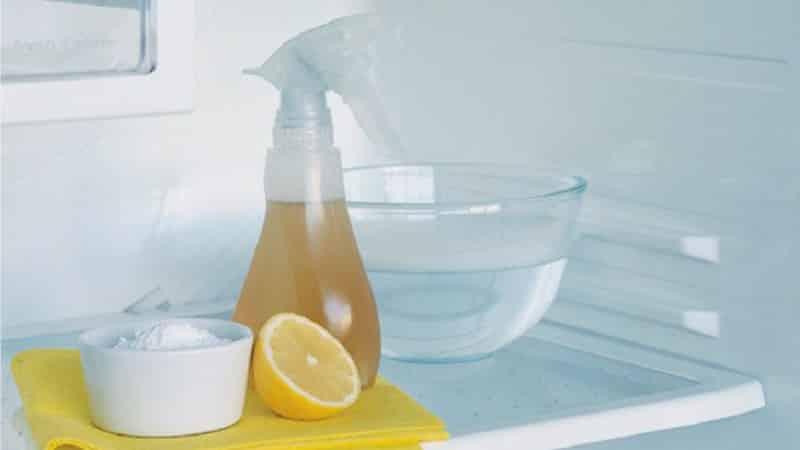 Неприятные запахи в холодильнике — как устранить
