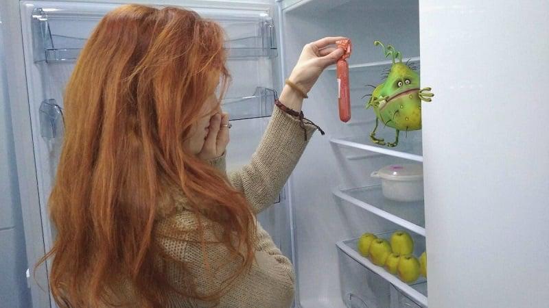 Как избавиться от запаха в холодильнике и убрать зловоние