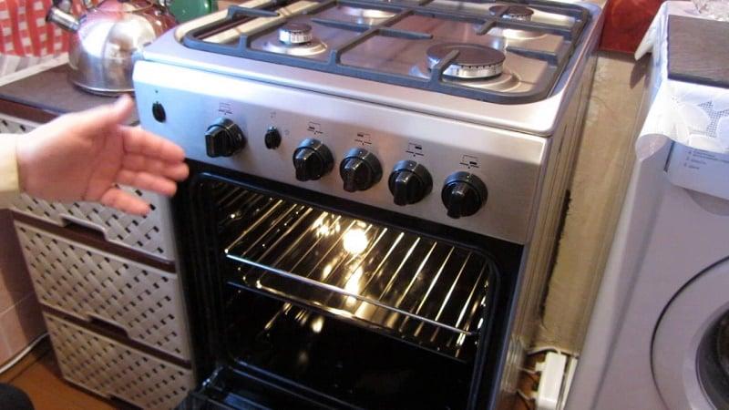 Почему газовая плита не держит пламя тухнет духовка и гаснет конфорка диагностика поломок и их ремонт