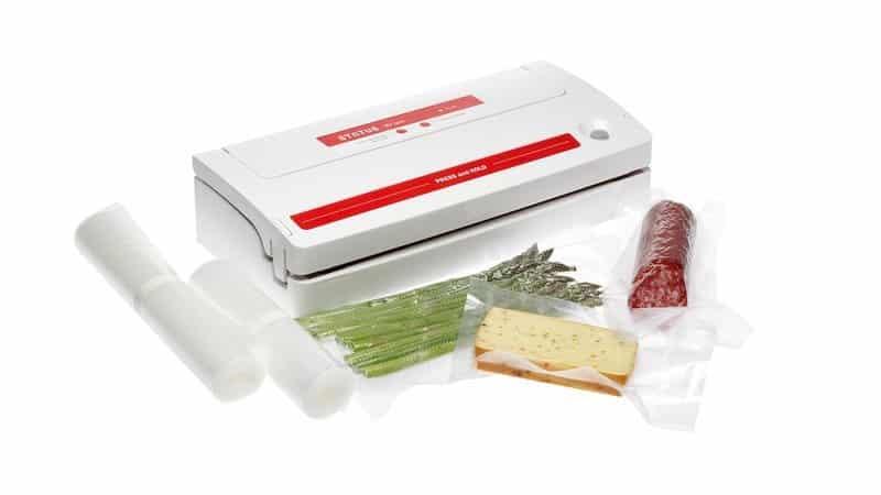Вакуумный упаковщик продуктов для дома