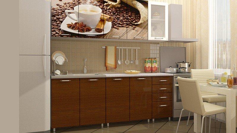 Кухонные напольные шкафы с выдвижными ящиками