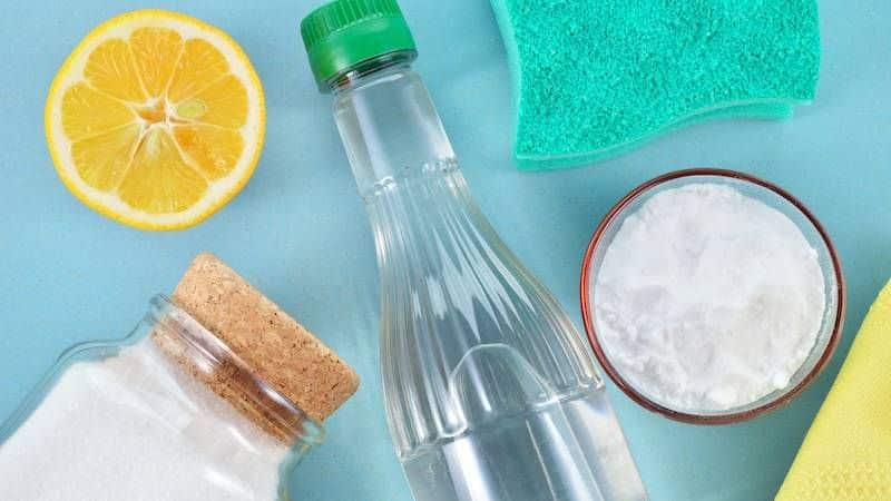 Как помыть микроволновую печь внутри от жировых пятен дома