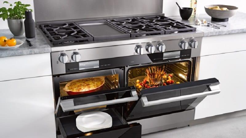 Как использовать газовую и электрическую духовку правильно - основные отличия