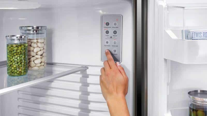 Какая температура должна быть в морозильнике