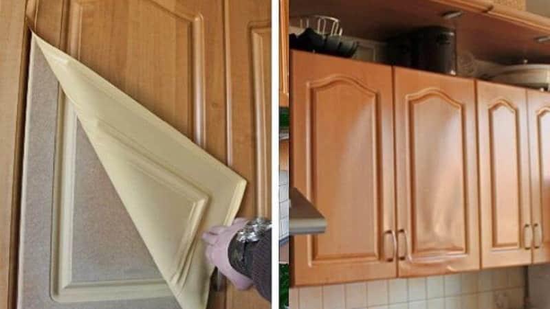 Способы реставрации кухонных фасадов: восстановление и обновление