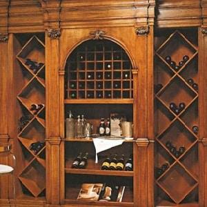 Виды шкафов для хранения вина из дерева: почему важно правильно хранить вино