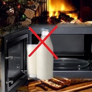 Что нельзя разогревать в микроволновой печи