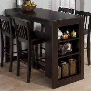 Использование узких столов для кухни