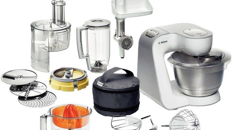 Кухонные комбайны для резки кубиками и соломкой