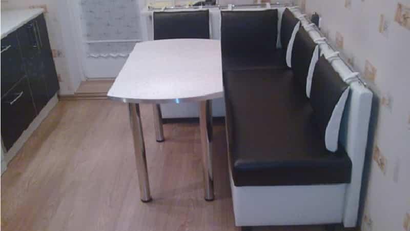 Маленький раскладной диван на кухню