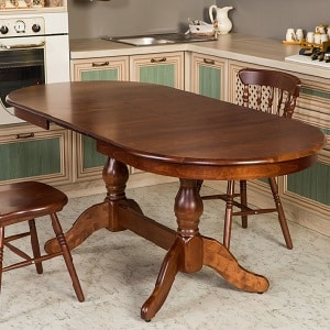 Малогабаритные раскладные кухонные столы для небольшой кухни