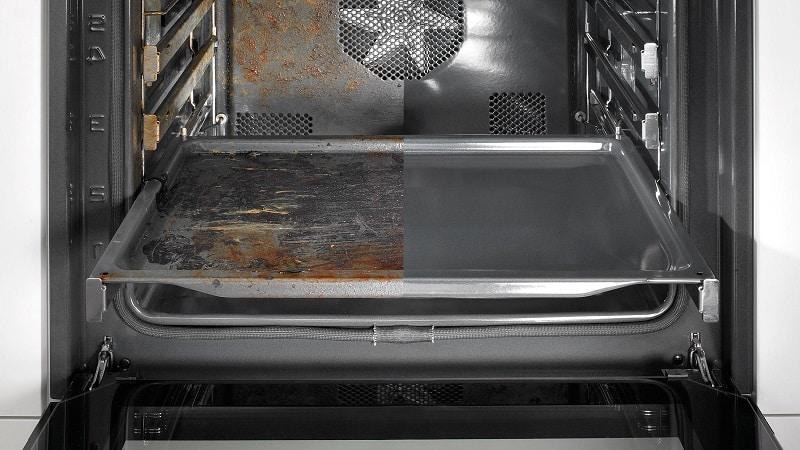 Все о пиролитической очистке духовых шкафов