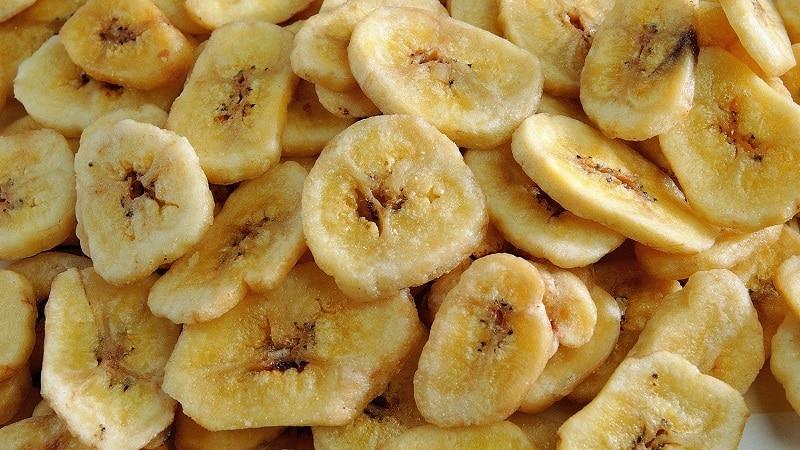 Хранение бананов в холодильнике
