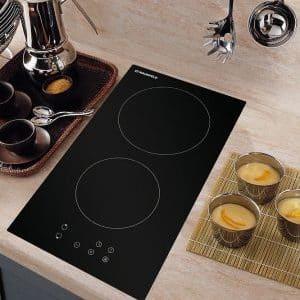 Разница между индукционными и керамические плитами
