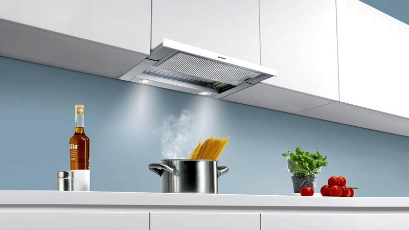 Кухонная рециркуляционная вытяжка — что это такое