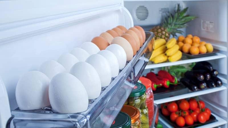 Сколько хранятся куриные яйца в домашних условиях