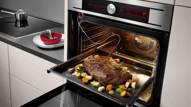 Встраиваемая газовая духовка с конвекцией — какую лучше выбрать