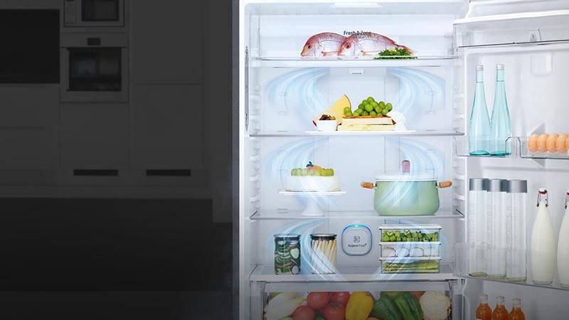 Что такое система No Frost в холодильниках