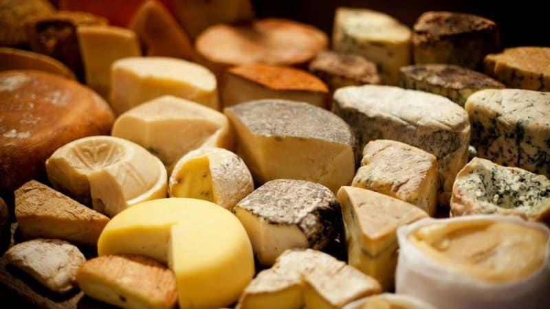 Можно ли замораживать разные сорта сыра в морозилке