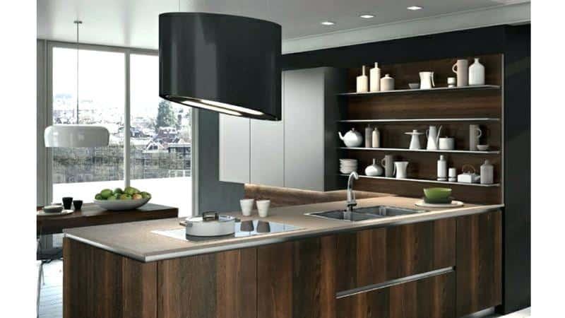 Все о лучших моделях кухонных вытяжек с подключением к вентиляции