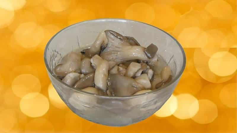 Срок хранения грибов вешенки в холодильнике