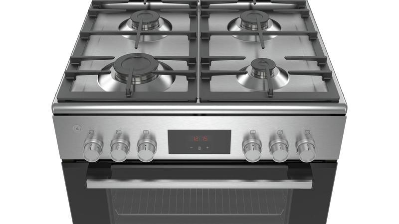 Что выбрать: газовую плиту или варочную панель и духовой шкаф