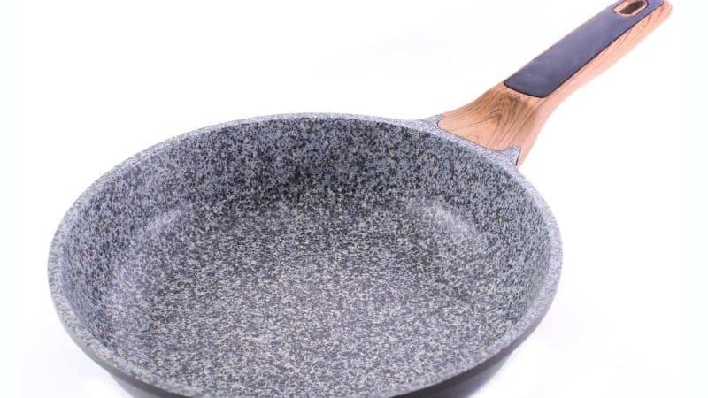 Гранитное покрытие на сковородах — достоинства и недостатки