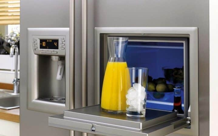 Как работает холодильник с ледогенератором - что это за технология