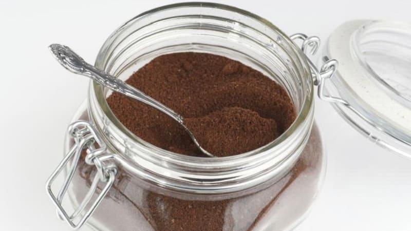 Хранение растворимого и молотого кофе в домашних условиях