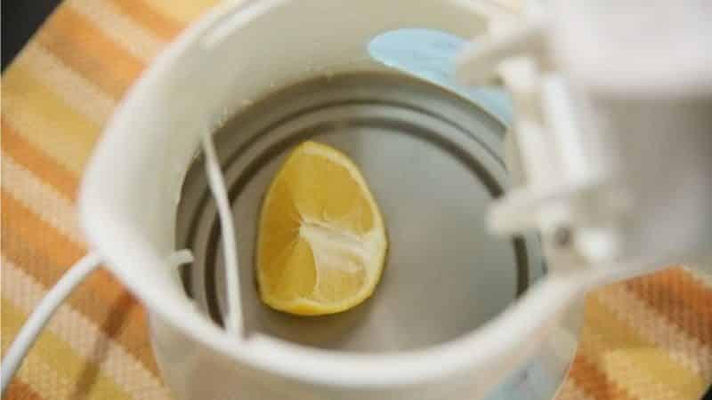 Как чистить электрические чайники от накипи
