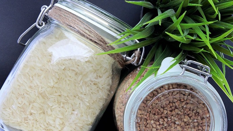 Как хранить рис в домашних условиях