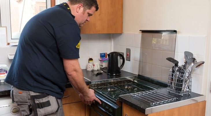 Как правильно установить газовую плиту самостоятельно
