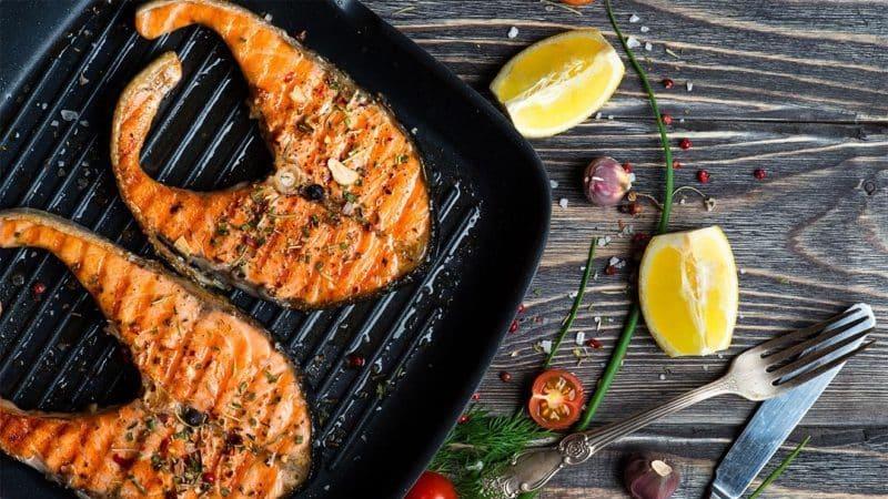Как выбрать сковородку гриль для кухни