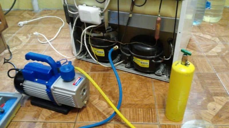 Какие лучше компрессоры для холодильников - инверторные или линейные