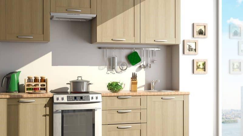Модульная кухня эконом-класса поэлементно: выбор недорогой мебели