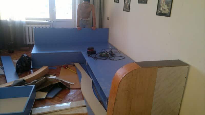 О диване на кухню своими руками в домашних условиях