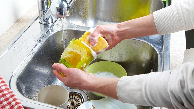 Как помыть хрустальную посуду, чтобы она блестела в домашних условиях