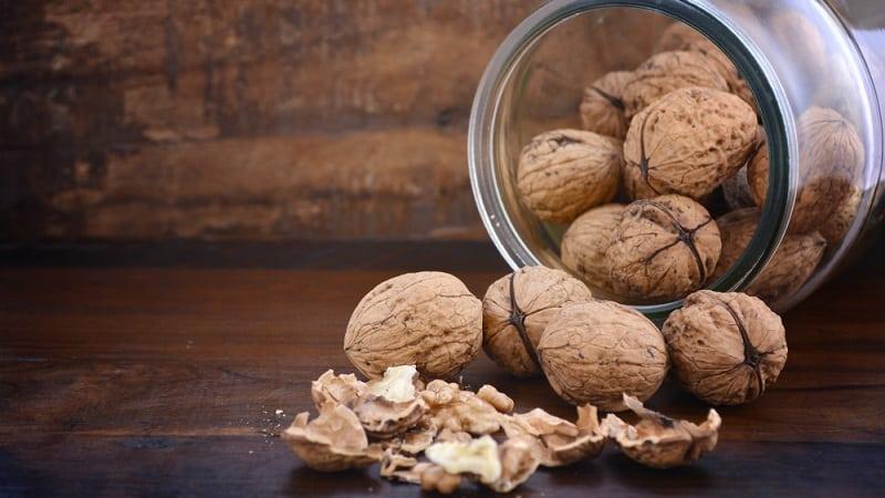 Правильное хранение грецких орехов — сроки и условия